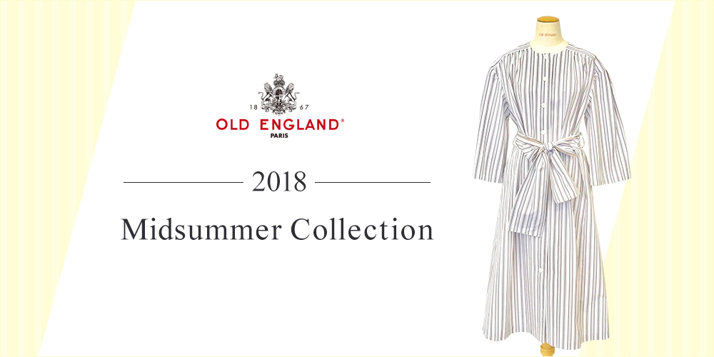 2018 Midsummer Collection