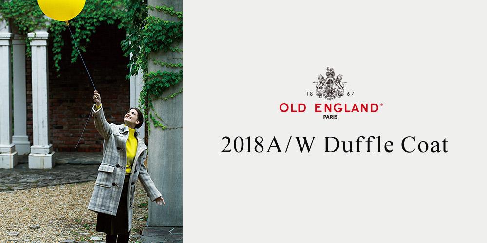 2018A/W Duffle Coat