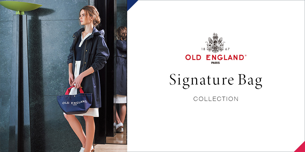 OLD ENGLAND Signature Bag Collection