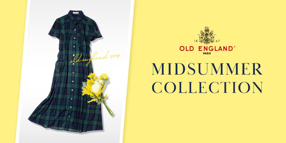 OLD ENGLAND MIDSUMMER COLLECTION
