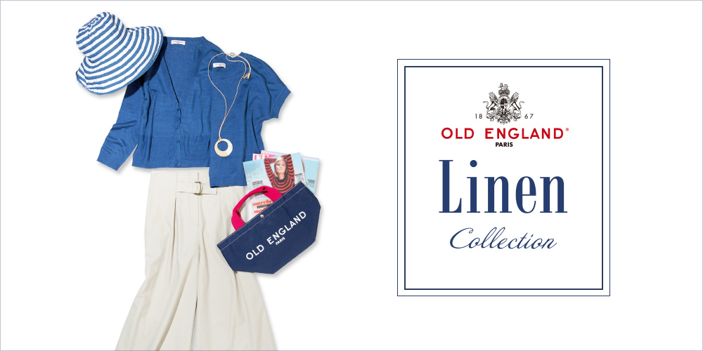 OLD ENGLAND Linen Collection