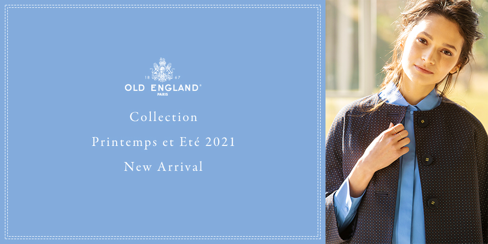 OLD ENGLAND 210205_newarrival