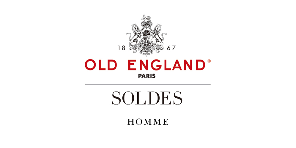 OLD ENGLAND HOMME SALE