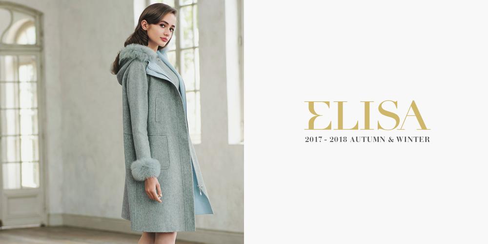 ELISA 2017 - 2018 AUTUMN & WINTER