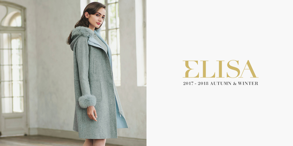 ELISA 2017 - 2018 AUTUMN & WINTER ELISA