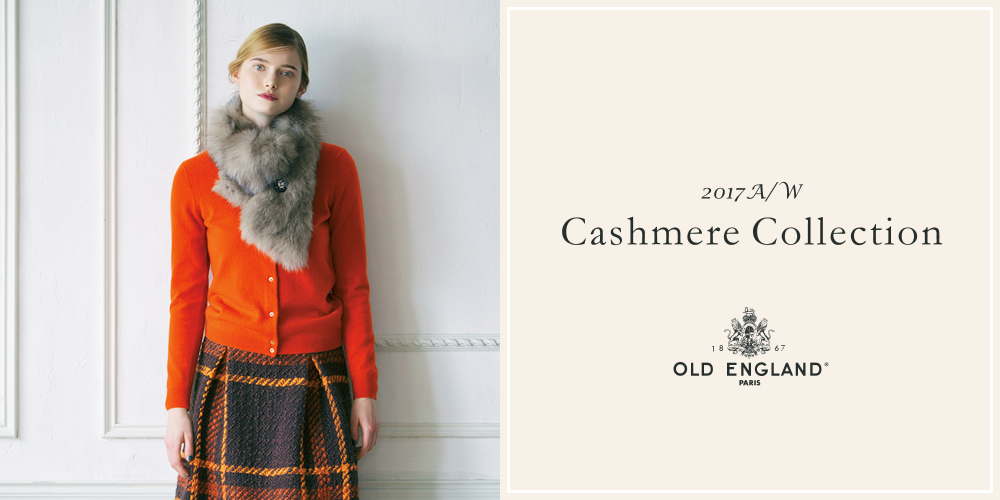 2017 A/W Cashmere Collection