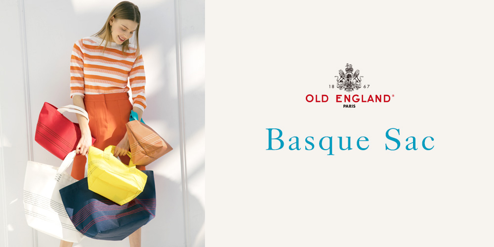 OLD ENGLAND縲?Basque Sac